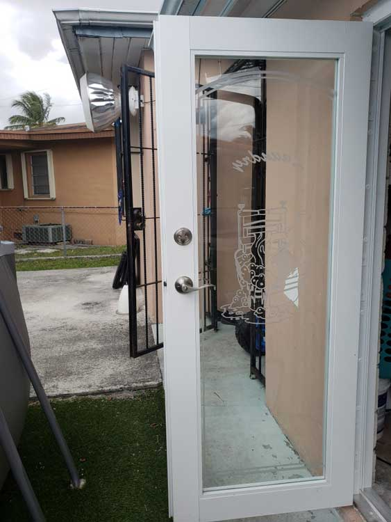 American Aluminum Doors